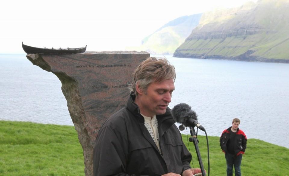 Hans Pauli Olsen, sculptor